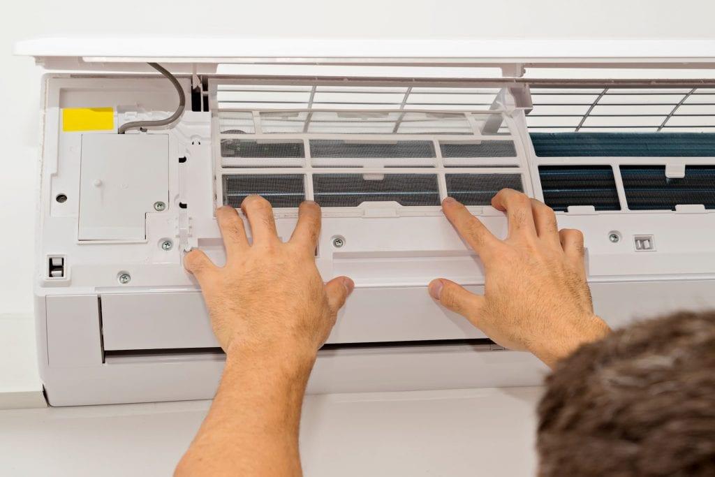 Felga Frio Ar condicionado reparação